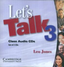 LET`S TALK 3 - CLASS CD (2)