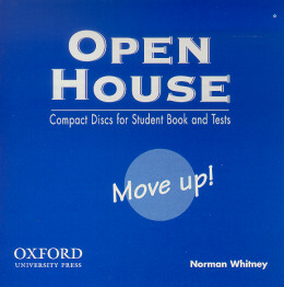 OPEN HOUSE 3 MOVE UP! AUDIO CD (2)