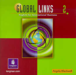 GLOBAL LINKS 2 - ENGLISH FOR INTERNATIONAL BUSINESS - AUDIO CD (PACK OF 2)