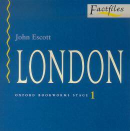 LONDON CD - OXFORD BOOKWORMS FACTFILES 1