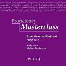 NEW PROFICIENCY MASTERCLASS-CLASS CD