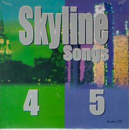 SKYLINE 4/5 - AUDIO CD SONGS
