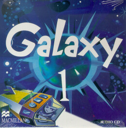 GALAXY 1 - AUDIO CD