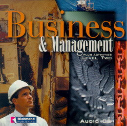 BUSINESS & MANAGEMENT 2 - AUDIO CD
