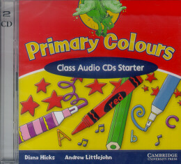 PRIMARY COLOURS CLASS CD STARTER (2)