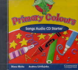 PRIMARY COLOURS STARTER SONGS CD