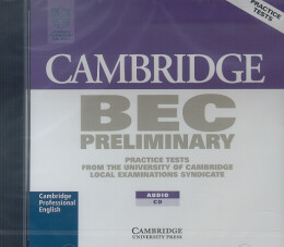 CAMBRIDGE BEC PRELIMINARY 1 CD (1)