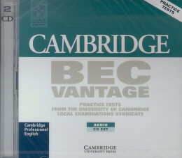 CAMBRIDGE BEC VANTAGE 1 CD (2)