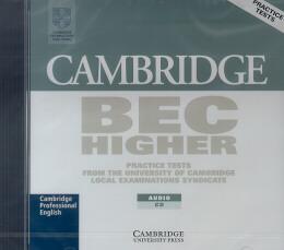 CAMBRIDGE BEC HIGHER 1 CD (1)
