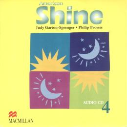 AMERICAN SHINE 4 - AUDIO CD(2)