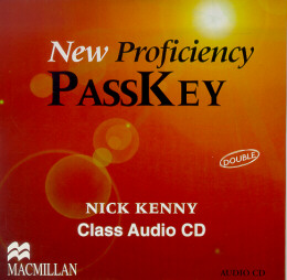 NEW PROFICIENCY PASSKEY-CLASS CD