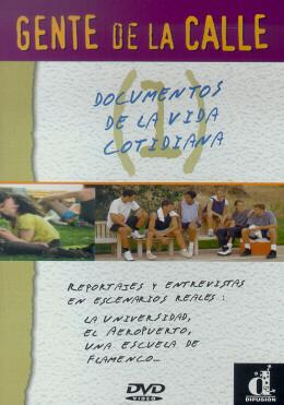 GENTE DE LA CALLE 1 - DVD - DOCUMENTOS DE LA VIDA COTIDIANA