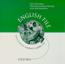 ENGLISH FILE INTERMEDIATE SB CD (1) - 2ND ED