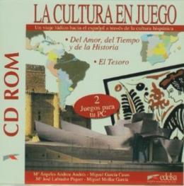 LA CULTURA EN JUEGO - CD-ROM IMPORTADO