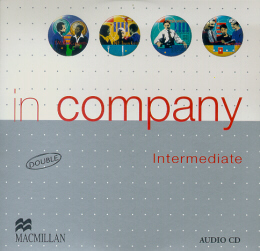 IN COMPANY INTERMEDIATE - AUDIO CD - (PACK OF 2)