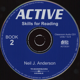 ACTIVE SKILLS FOR READING 2-CD