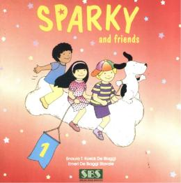 SPARKY AND FRIENDS 1 - AUDIO CD