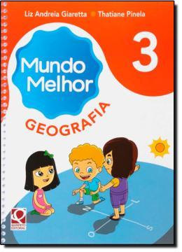 MUNDO MELHOR GEOGRAFIA -3 ANO
