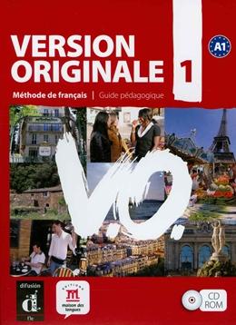 VERSION ORIGINALE 1 CD-ROM GUIDE PEDAGOGIQUE