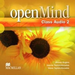 OPEN MIND 2 CLASS CD (2)