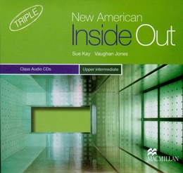 NEW AMERICAN INSIDE OUT UPPER-INTERMEDIATE CLASS AUDIO CD - 2ND ED