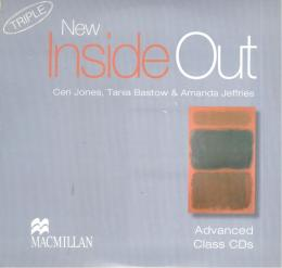 NEW INSIDE OUT ADVANCED CLASS AUDIO CDS - 2ND ED