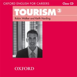 OXFORD ENGLISH FOR CAREERS -TOURISM 3 CD-AUDIO