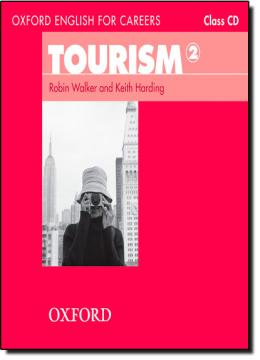 OXFORD ENGLISH FOR CAREERS -TOURISM 2 - CD-AUDIO