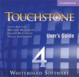 TOUCHSTONE 4 - WHITEBOARD SOFTWARE SINGLE CLASSROOM - 1ST ED