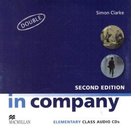 IN COMPANY ELEMENTARY - CLASS AUDIO CDS