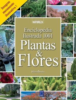 ENCICLOPEDIA 1001 PLANTAS E FLORES - DVD