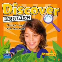 DISCOVER ENGLISH STARTER CLASS AUDIO CD - 1ST ED