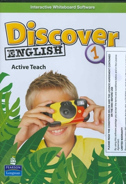 DISCOVER ENGLISH 1 ACTIVE TEACH (INTERACTIVE WHITEBOARD SOFTWARE) - 1ST ED