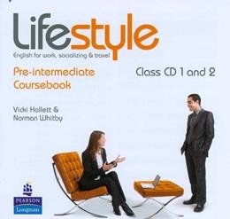 LIFESTYLE PRE-INTERMEDIATE CLASS AUDIO CDS (2)