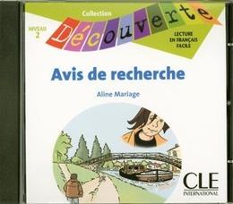 AVIS DE RECHERCHE NIVEAU 2 (CD AUDIO)