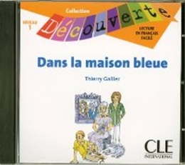 DANS LA MAISON BLEUE CD AUDIO