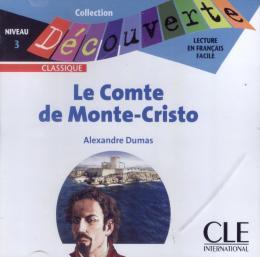 COMTE DE MONTE CRISTO, LE - NIVEAU 3 (CD AUDIO)