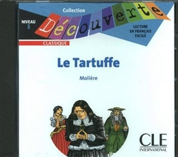 TARTUFFE, LE - NIVEAU 3 (CD AUDIO)