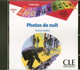 PHOTOS DE NUIT - NIVEAU 4 (CD AUDIO)