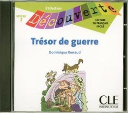 TRESOR DE GUERRE - NIVEAU 2 (CD AUDIO)