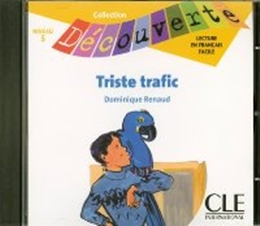 TRISTE TRAFIC - NIVEAU 5 (CD AUDIO)