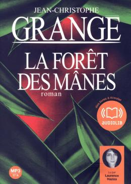 LA FORET DES MANES - AUDIO LIVRE - CD MP3
