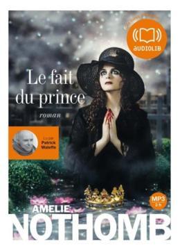 FAIT DU PRINCE, LE - AUDIO LIVRE 1CD MP3