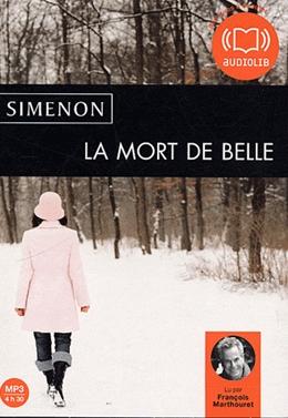 MORT DE BELLE, LA - CD AUDIO