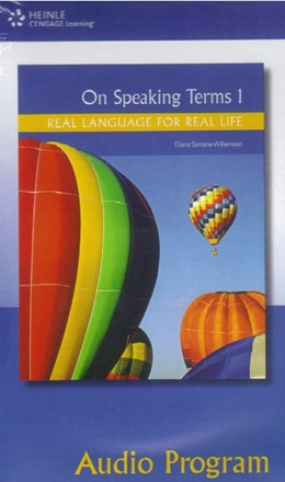 ON SPEAKING TERMS 1 AUDIO CD´S (3)
