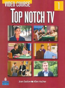 TOP NOTCH 1 TV VIDEO CB - 1ST ED