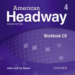 AMERICAN HEADWAY 4 WB CD - SECOND EDITION