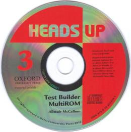HEADS UP 3 - TEST BUILDER CD-ROM