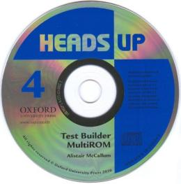 HEADS UP 4 TEST BUILDER CD-ROM