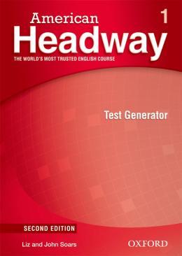 AMERICAN HEADWAY 1 TEST GENERATOR CD-ROM 2ED